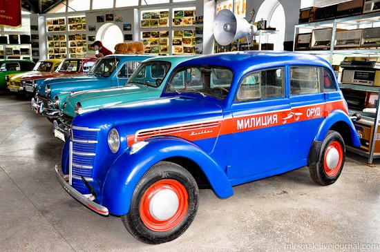 The Auto-Bike-Photo-TV-Radio museum in Vinnitsa, Ukraine, photo 20