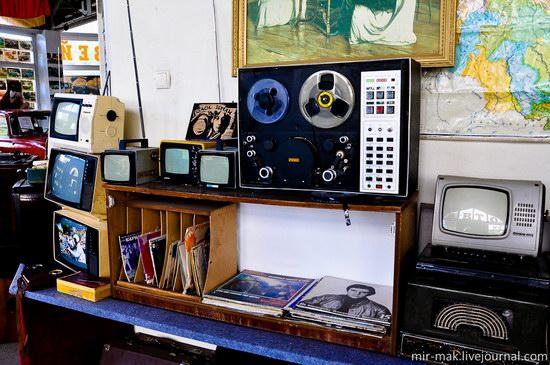 The Auto-Bike-Photo-TV-Radio museum in Vinnitsa, Ukraine, photo 24