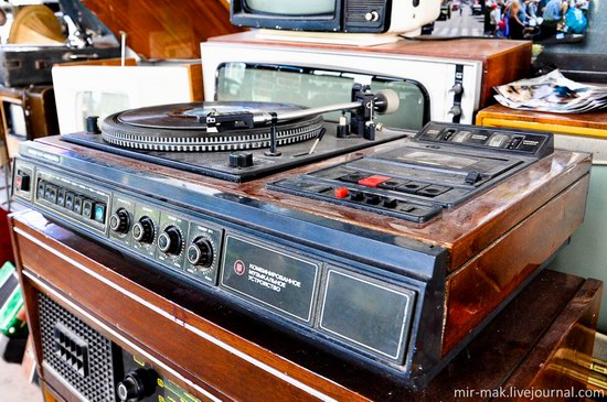 The Auto-Bike-Photo-TV-Radio museum in Vinnitsa, Ukraine, photo 27