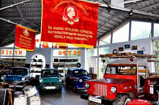 The Auto-Bike-Photo-TV-Radio museum in Vinnitsa, Ukraine, photo 4