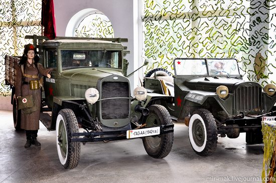 The Auto-Bike-Photo-TV-Radio museum in Vinnitsa, Ukraine, photo 7