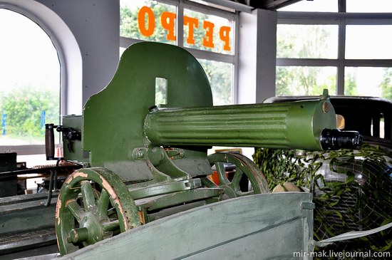 The Auto-Bike-Photo-TV-Radio museum in Vinnitsa, Ukraine, photo 9