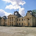 The palace of Count Stanislav Badeni in Koropets
