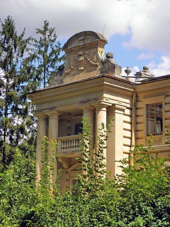 Badeni palace, Koropets, Ukraine, photo 12