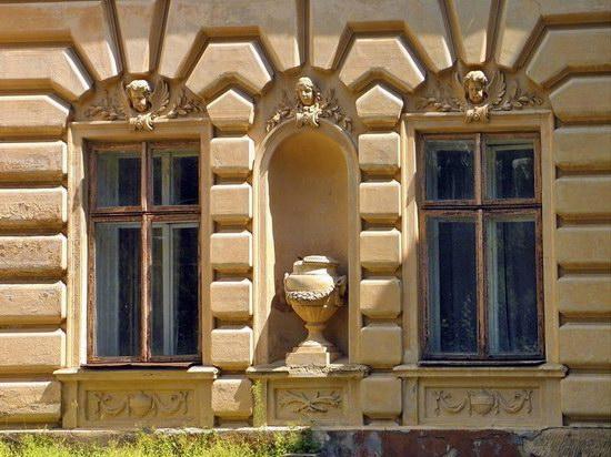 Badeni palace, Koropets, Ukraine, photo 13