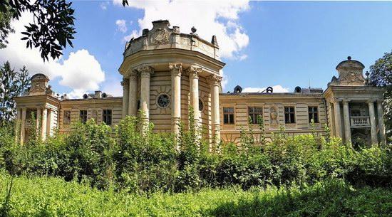Badeni palace, Koropets, Ukraine, photo 3