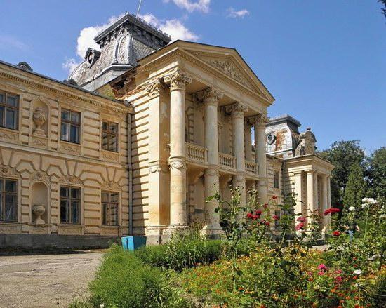 Badeni palace, Koropets, Ukraine, photo 4