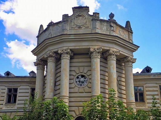 Badeni palace, Koropets, Ukraine, photo 5