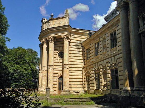 Badeni palace, Koropets, Ukraine, photo 7