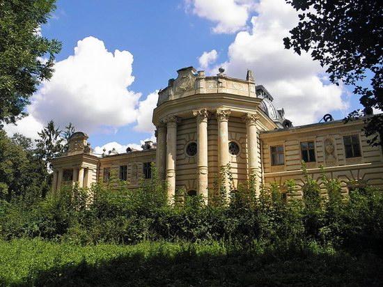 Badeni palace, Koropets, Ukraine, photo 8