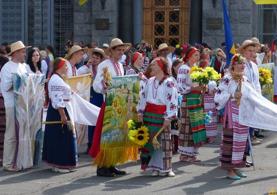 The Parade of Vyshyvankas, Kyiv, Ukraine, photo 1