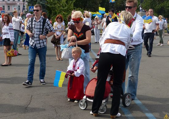 The Parade of Vyshyvankas, Kyiv, Ukraine, photo 10