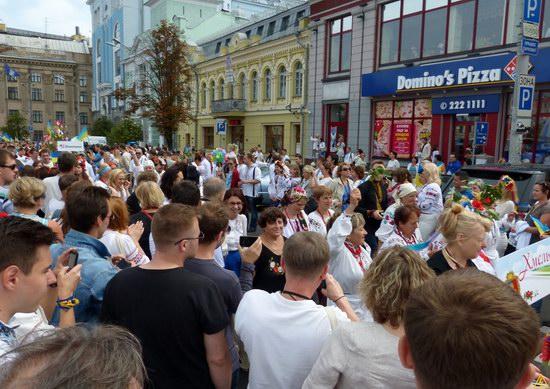 The Parade of Vyshyvankas, Kyiv, Ukraine, photo 12