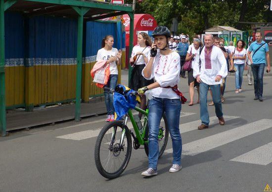 The Parade of Vyshyvankas, Kyiv, Ukraine, photo 13