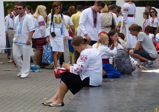 The Parade of Vyshyvankas, Kyiv, Ukraine, photo 14