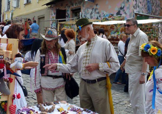 The Parade of Vyshyvankas, Kyiv, Ukraine, photo 16