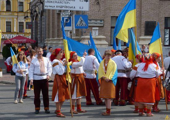 The Parade of Vyshyvankas, Kyiv, Ukraine, photo 2