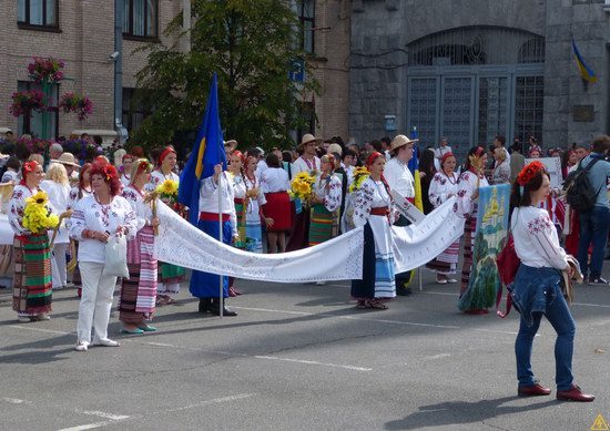 The Parade of Vyshyvankas, Kyiv, Ukraine, photo 3