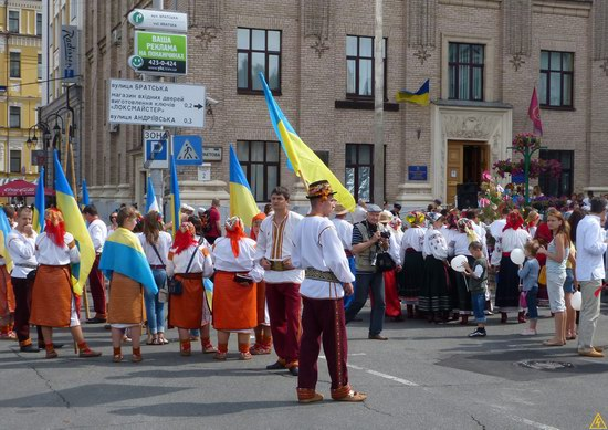 The Parade of Vyshyvankas, Kyiv, Ukraine, photo 4