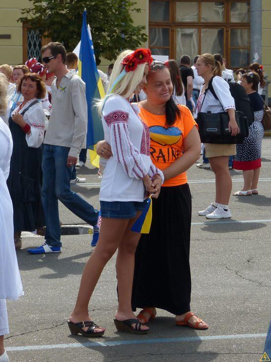 The Parade of Vyshyvankas, Kyiv, Ukraine, photo 6