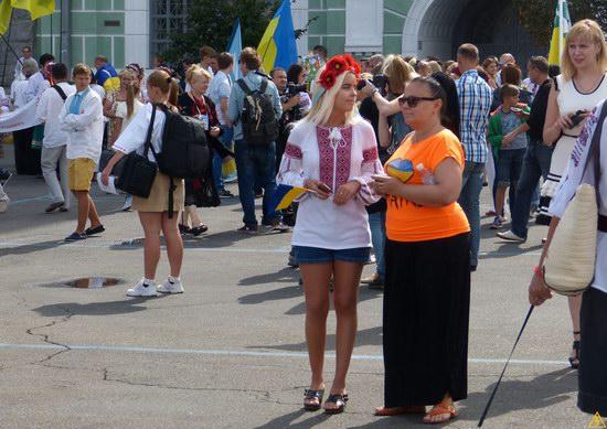 The Parade of Vyshyvankas, Kyiv, Ukraine, photo 7