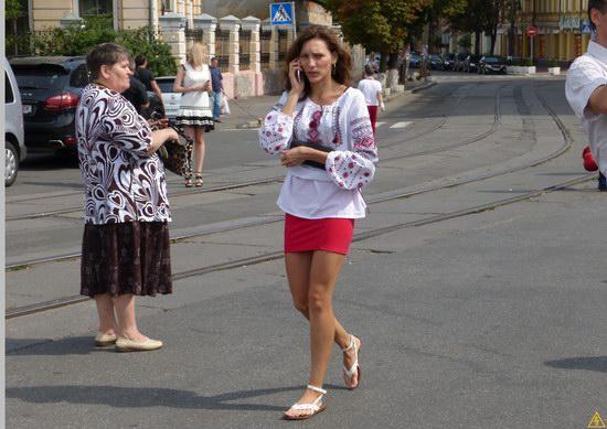 The Parade of Vyshyvankas, Kyiv, Ukraine, photo 8