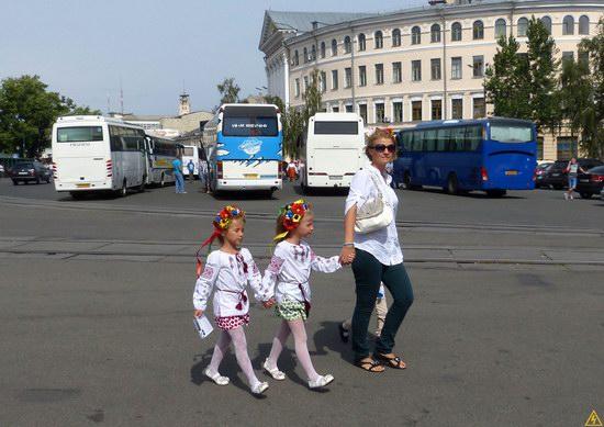 The Parade of Vyshyvankas, Kyiv, Ukraine, photo 9
