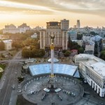 Restored Independence Square – the heart of Ukrainian revolution