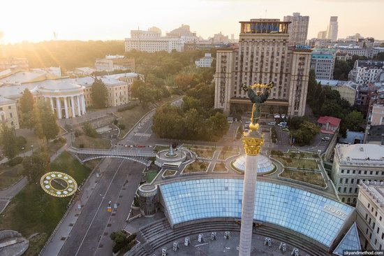 Restored Independence Square, Kyiv, Ukraine, photo 2