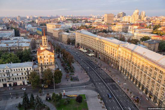 Restored Independence Square, Kyiv, Ukraine, photo 3