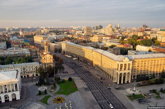 Restored Independence Square, Kyiv, Ukraine, photo 5