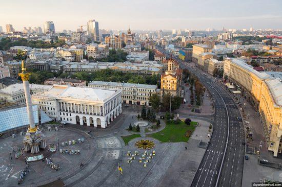 Restored Independence Square, Kyiv, Ukraine, photo 6