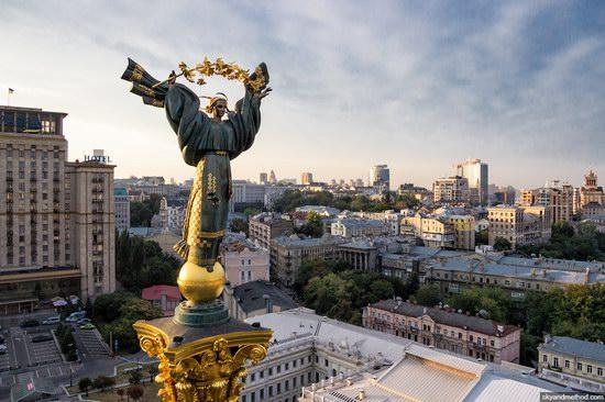 Restored Independence Square, Kyiv, Ukraine, photo 7