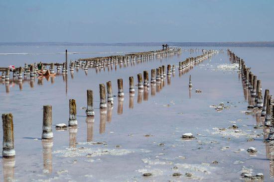 Salt desert near Odessa, Ukraine, photo 10