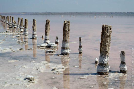 Salt desert near Odessa, Ukraine, photo 11