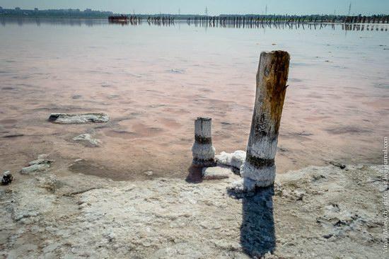 Salt desert near Odessa, Ukraine, photo 12