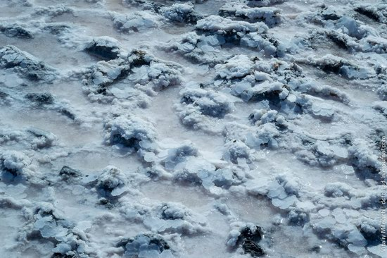 Salt desert near Odessa, Ukraine, photo 15