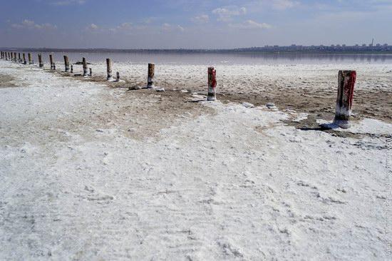 Salt desert near Odessa, Ukraine, photo 18