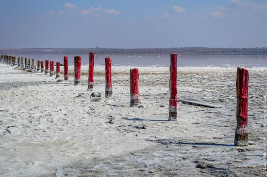 Salt desert near Odessa, Ukraine, photo 19