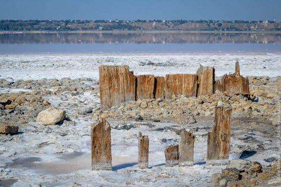 Salt desert near Odessa, Ukraine, photo 20