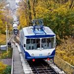 Kyiv cable railway – a unique transport system