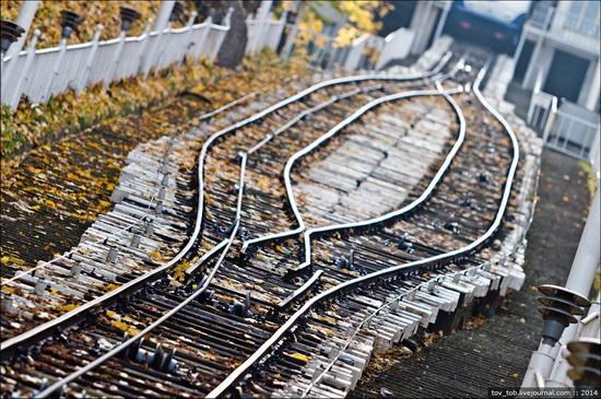Kyiv cable railway, Ukraine, photo 10