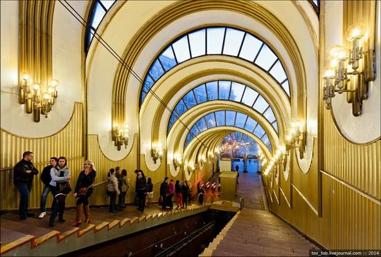 Kyiv cable railway, Ukraine, photo 17