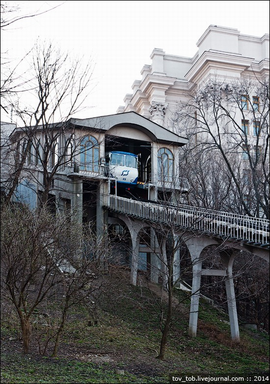 Kyiv cable railway, Ukraine, photo 18