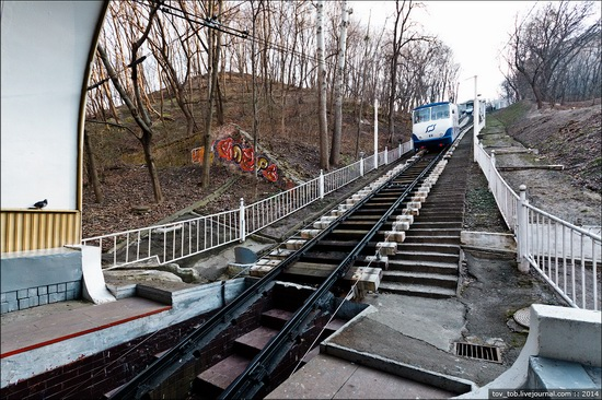 Kyiv cable railway, Ukraine, photo 2
