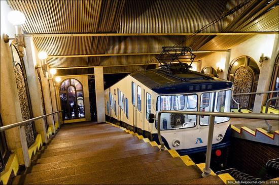 Kyiv cable railway, Ukraine, photo 20