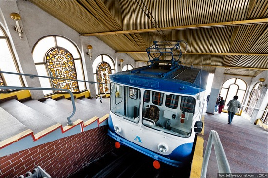 Kyiv cable railway, Ukraine, photo 21