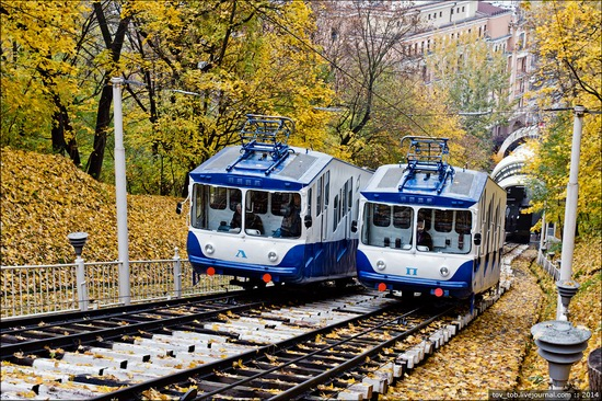 Kyiv cable railway, Ukraine, photo 24