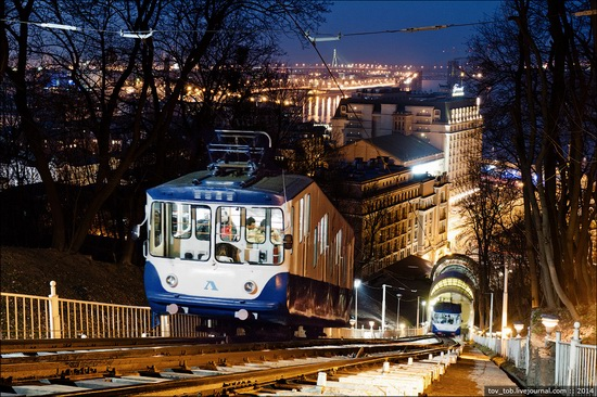 Kyiv cable railway, Ukraine, photo 25