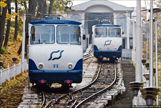 Kyiv cable railway, Ukraine, photo 4